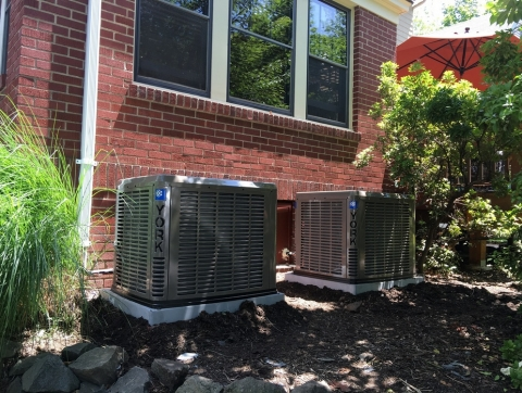 Replacement of 2 ac units Caldwell, NJ