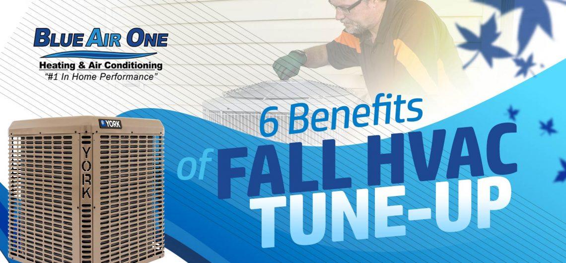6 Benefits of Fall HVAC Tune-up