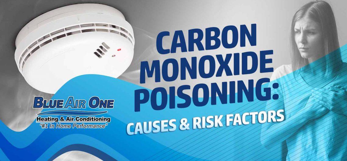 Carbon Monoxide Poisoning: Causes & Risk Factors